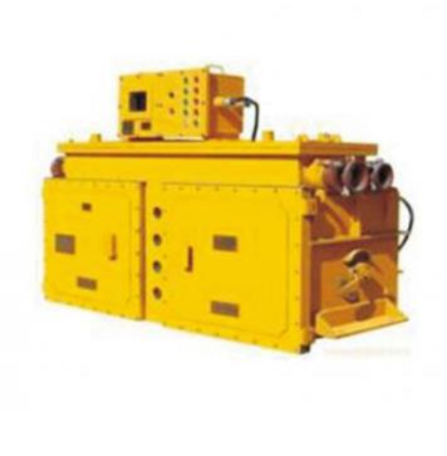 Waterproof electrical control box for tunneling boring machine