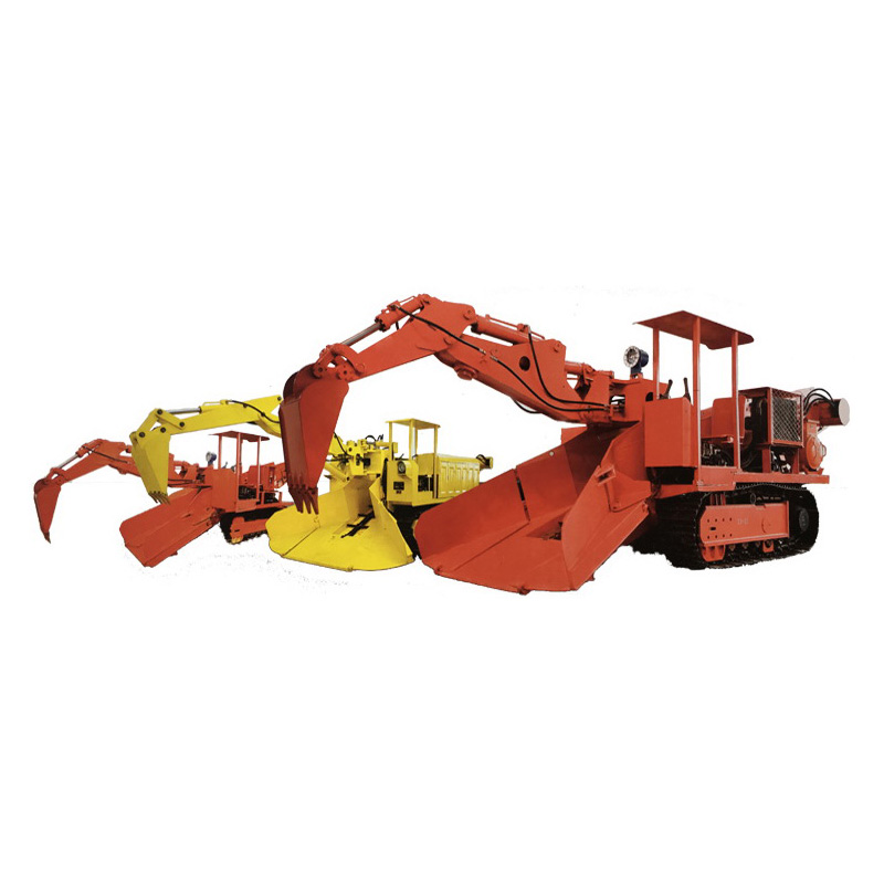 Loreen Zwy-80/45L Mining and Tunneling Loader Machine